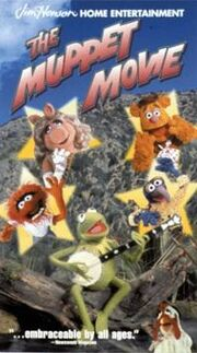 The Muppet Movie VHS