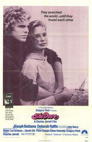 1974 - The Dove Movie Poster