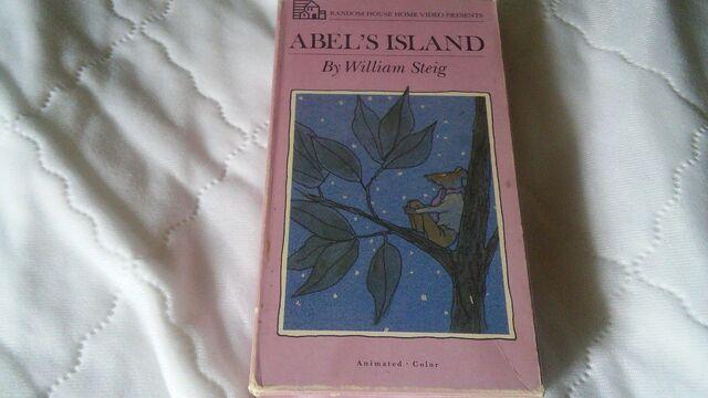 File:Abel's Island 1987 VHS Cover.jpg