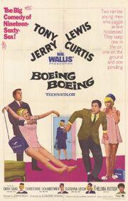 1965 - Boeing Boeing Movie Poster