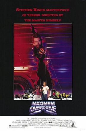 1986 - Maximum Overdrive