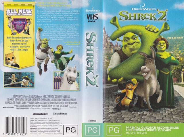 File:Shrek 2 australian vhs.jpg