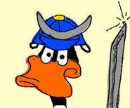 Samurai quack