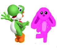 Yoshi and Marie