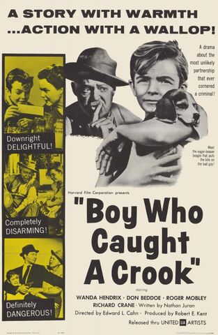 File:1961 - Boy Who Caught a Crook Movie Poster.jpg