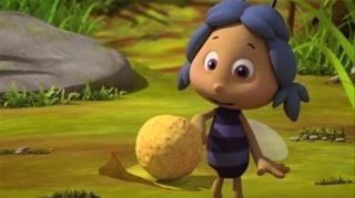 Beisa the Purple-Bee