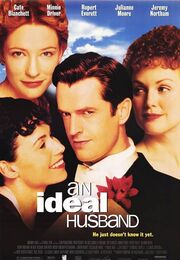 1999 - An Ideal Husband Movie Poster