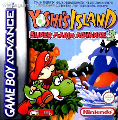 File:Yoshi-s Island- Super Mario Advance 3 - 2002 - Nintendo.jpg
