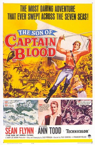 File:1962 - The Son of Captain Blood Movie Poster.jpg
