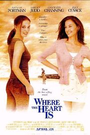 2000 - Where the Heart Is Movie Poster