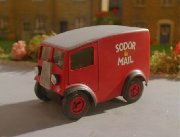 File:TheMailVan.JPG