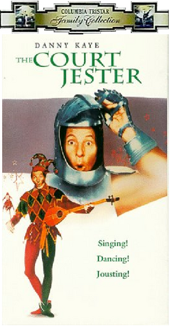 File:The Court Jester Columbia TriStar VHS Tape.png