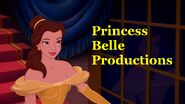 Princess Belle Productions Logo