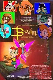Hans Christian Andersen's Bettylina Poster