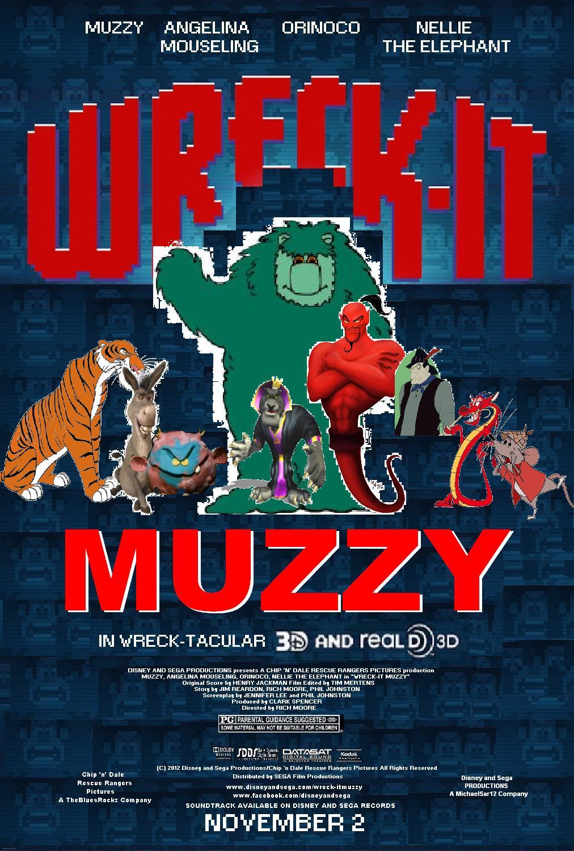 Wreck-It Muzzy | Scratchpad II Wiki | FANDOM powered by Wikia