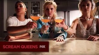 """SCREAM QUEENS Preview """"Beware of Young Girls"""""""