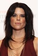 Neve campbell 2011 in orange