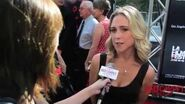Tracy Middendorf Interview at Scream's Premiere at LA Film Festival 2015 MTVScream LAFF
