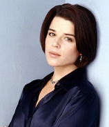 Neve Campbell who played Sidney Prescott