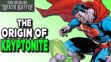 TheOriginofKryptonite