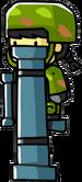 Rocket Infantry Female