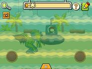 Cthulhu in Scribblenauts Remix
