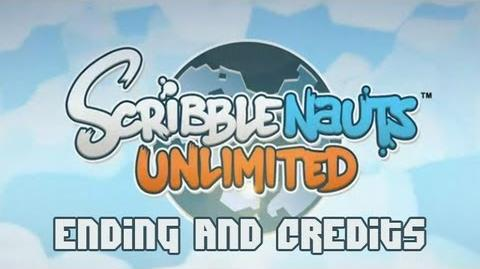 Scribblenauts Unlimited credits