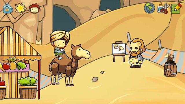 File:Da Vinci doesn't do camels.jpg