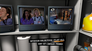 Season 3 DVD menu