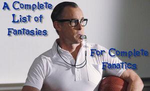 List of fantasies in Scrubs