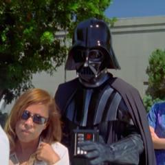 Darth Vader, from