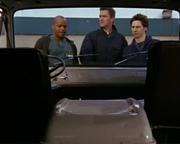 2x16 The Janitors van