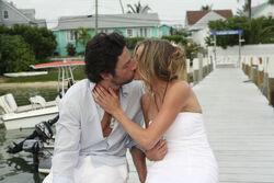 8x15 JD and Elliot kiss