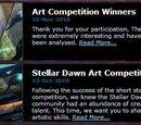 Stellar Dawn Art Competition