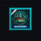 Item capsule research booster 1 day