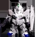 Unit a unicorn gundam