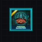 Item capsule research booster premium