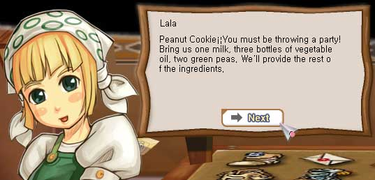Peanut Cookie