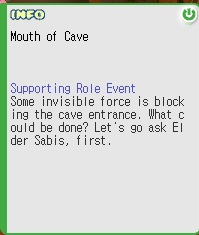 Mouth of Cave