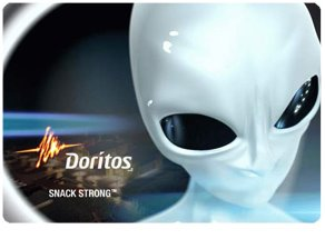 Doritos space