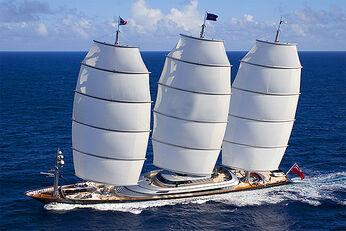The Star Sailor sailing