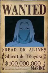 Shirataki wanted