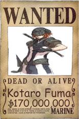 Kotaro wanted