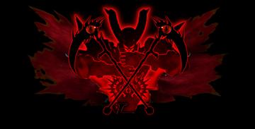 The Fantasma Diabolus Flag
