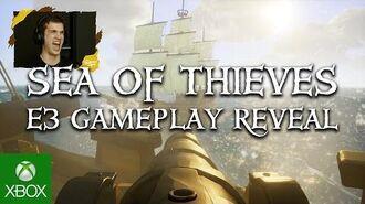 Sea of Thieves Gameplay Reveal - Xbox E3 2016
