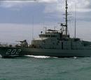 HMAS Hammersley