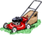 Lawn-mower template