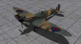 Spitfire MkI THI 001