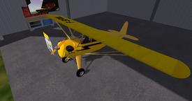 Piper J-3 Cub (EG Aircraft) 3
