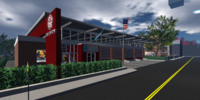 New Horizons Airport Fire Department